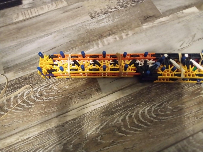Knex Shotgun - Revenge - Build!