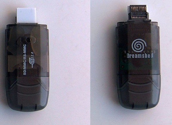 How to Install Dreamshell on a Dreamcast SD Card Reader