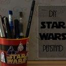 Diy Star Wars Penstand
