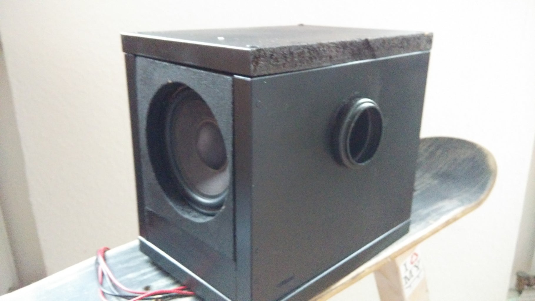 Speakers and Speaker Housing