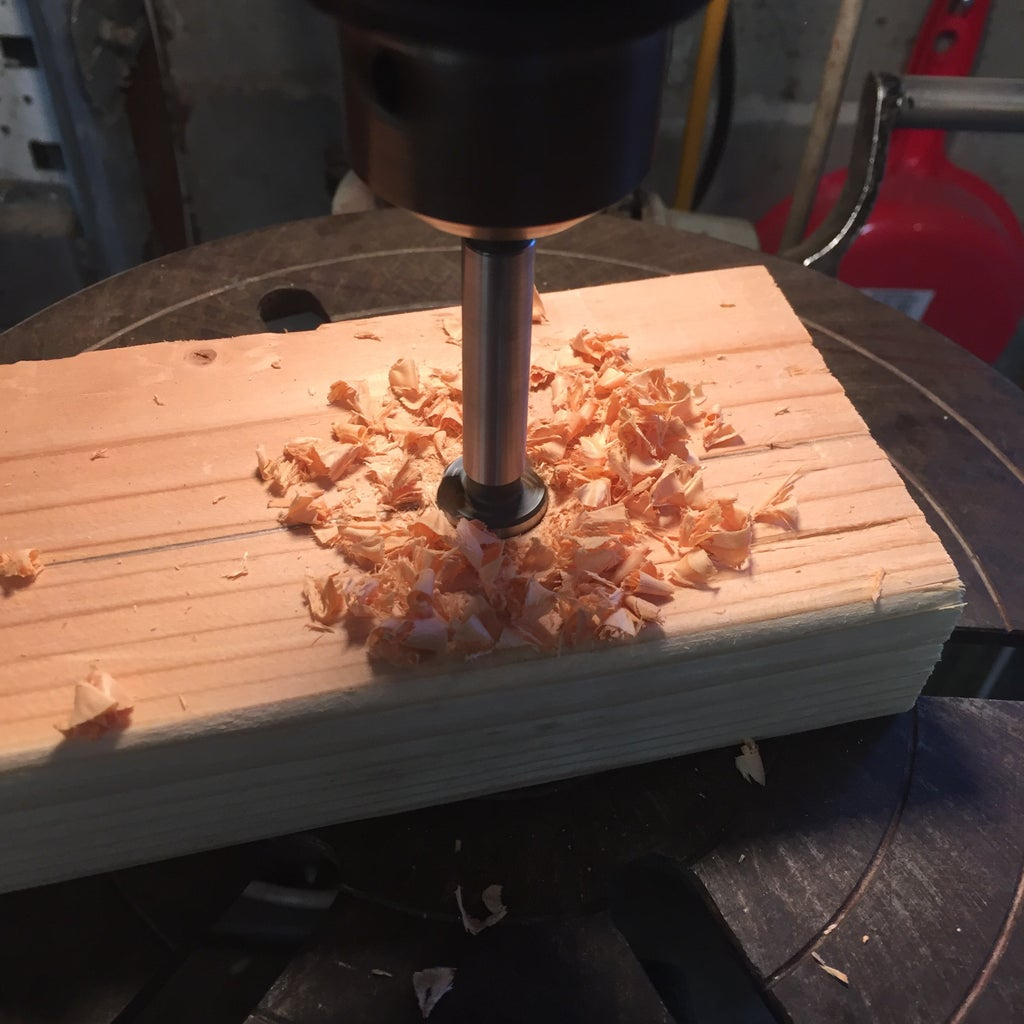 Drill Some Holes