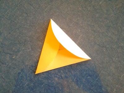 Folding the Circular Cuttings