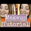 A Simple Autumn Makeup Tutorial
