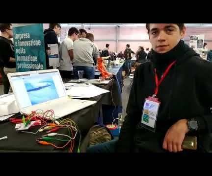 Makey Makey Tool to Help Autistic Children || Città Dei Ragazzi Modena || Challenge @olimpiadi Robotiche 2020