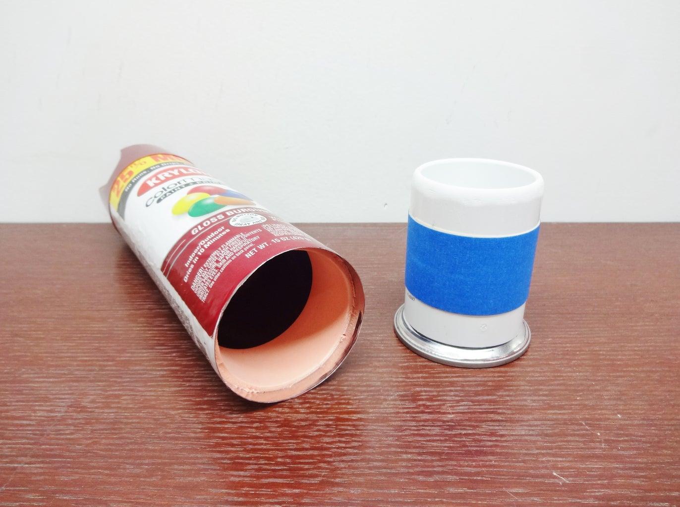 Spray Paint Secret Safe