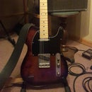Swender Barncaster :  Chambered Body Tele-style Electric Guitar