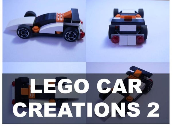 LEGO CAR CREATIONS 2