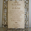 Custom Laser-Etched Wedding Invitations (With Victorian Scrollwork Tutorial!)