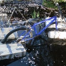 The Amphibious Bicycle