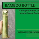 BAMBOO WATER BOTTLE