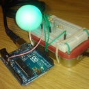 Computer Controlled RGB Led