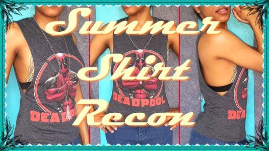 Deadpool Shirt Recon