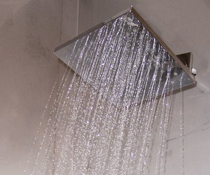 Stainless Steel Sheet Metal Shower Stall