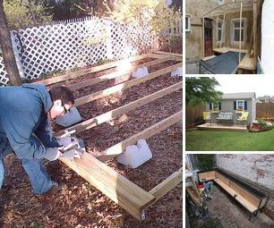 How to Build a Porch