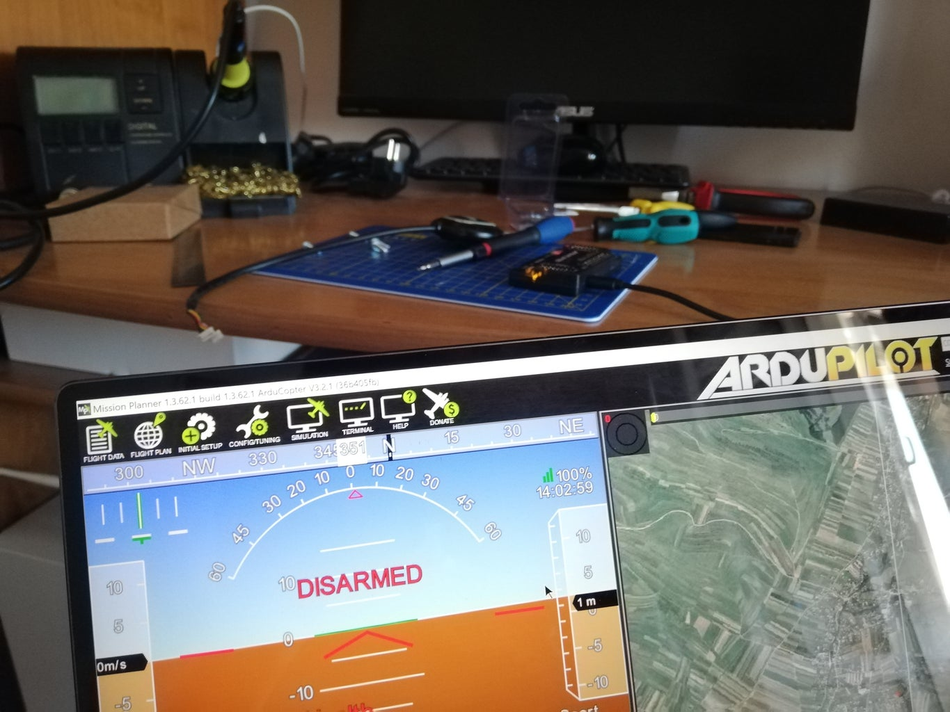 Setting Up ArduCopter