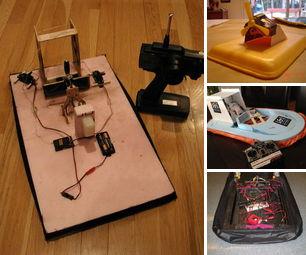 DIY RC Hovercrafts