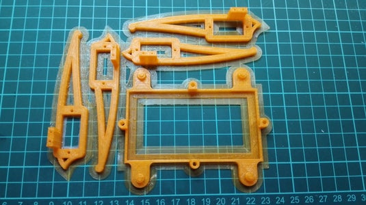 3D Objects Printing