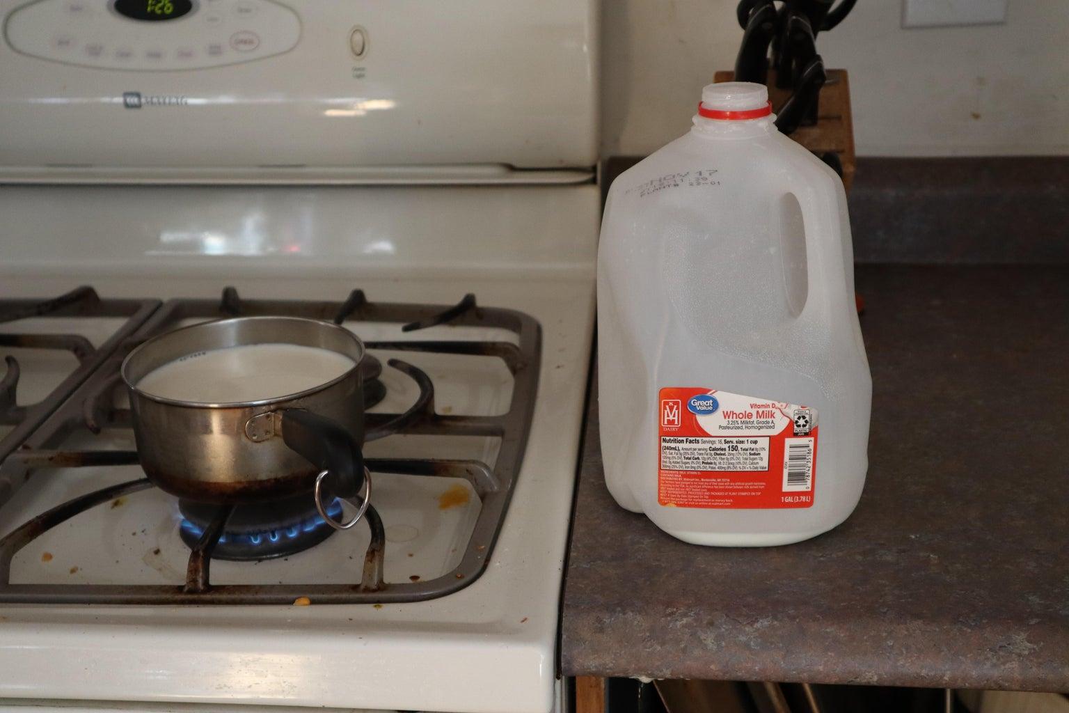 Milk Solution
