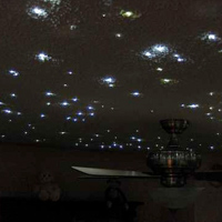 Starfield Ceiling