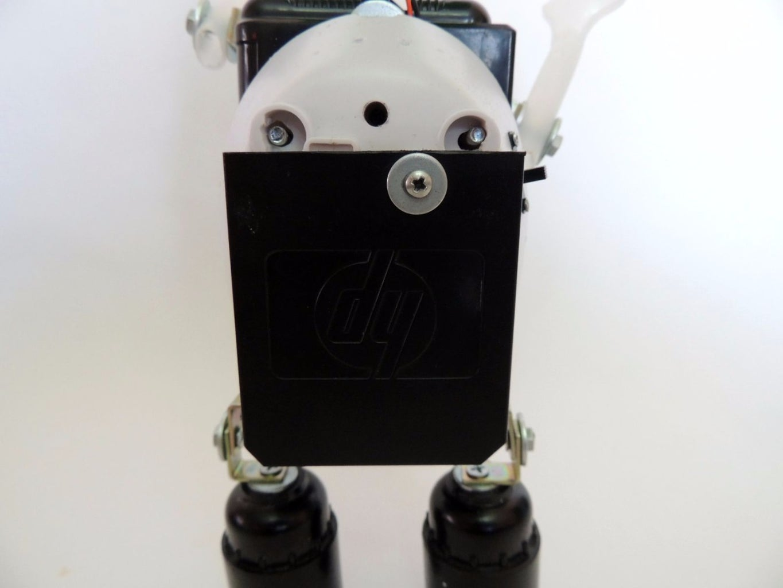 From Sega Cartridge to Crazy Dancing Robot!