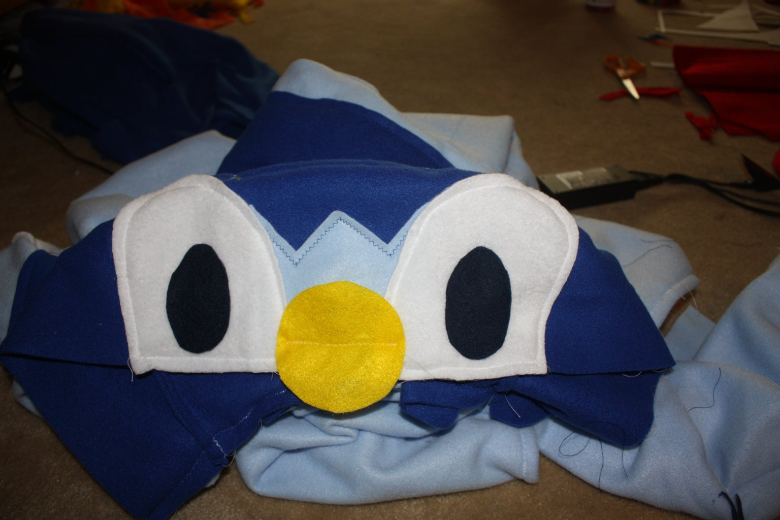 Finishing Details (Piplup)