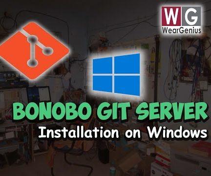 Own GIT server in your local Network | Bonobo