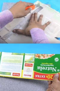Let's Cut Cereal Box Sides!