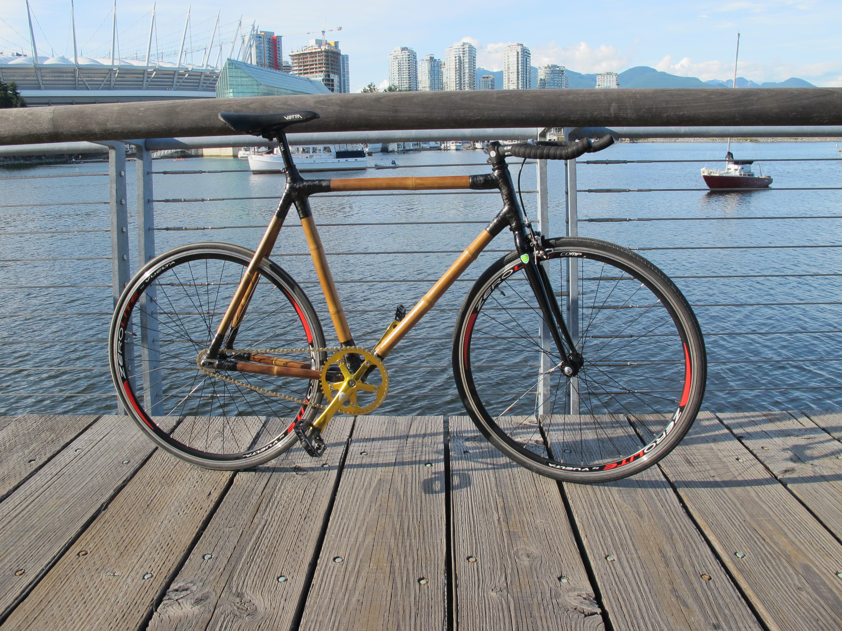 Building A Carbon Fibre Bamboo Bicycle From Scratch 7 Steps With Pictures Instructables