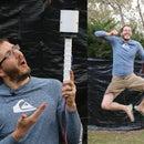 Air Umbrella 2.0 DIY! A Second Wind!