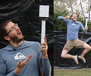 空气伞2.0 DIY!第二个风!