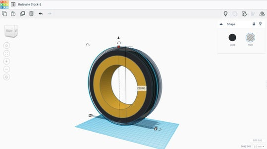 Tire Threads