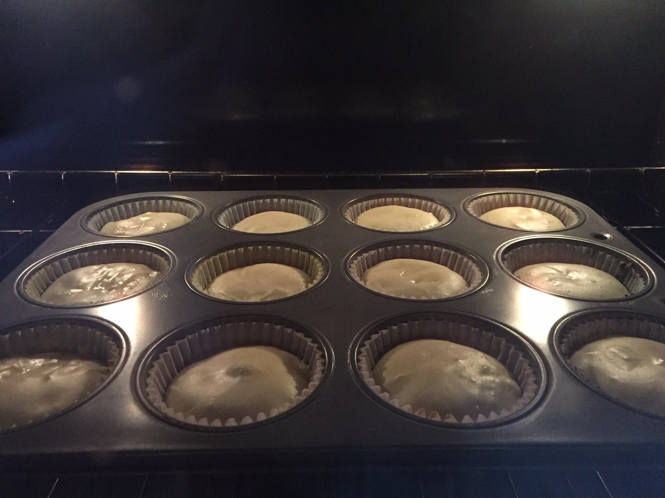 Bake at 300 F for 20-25 Minutes.