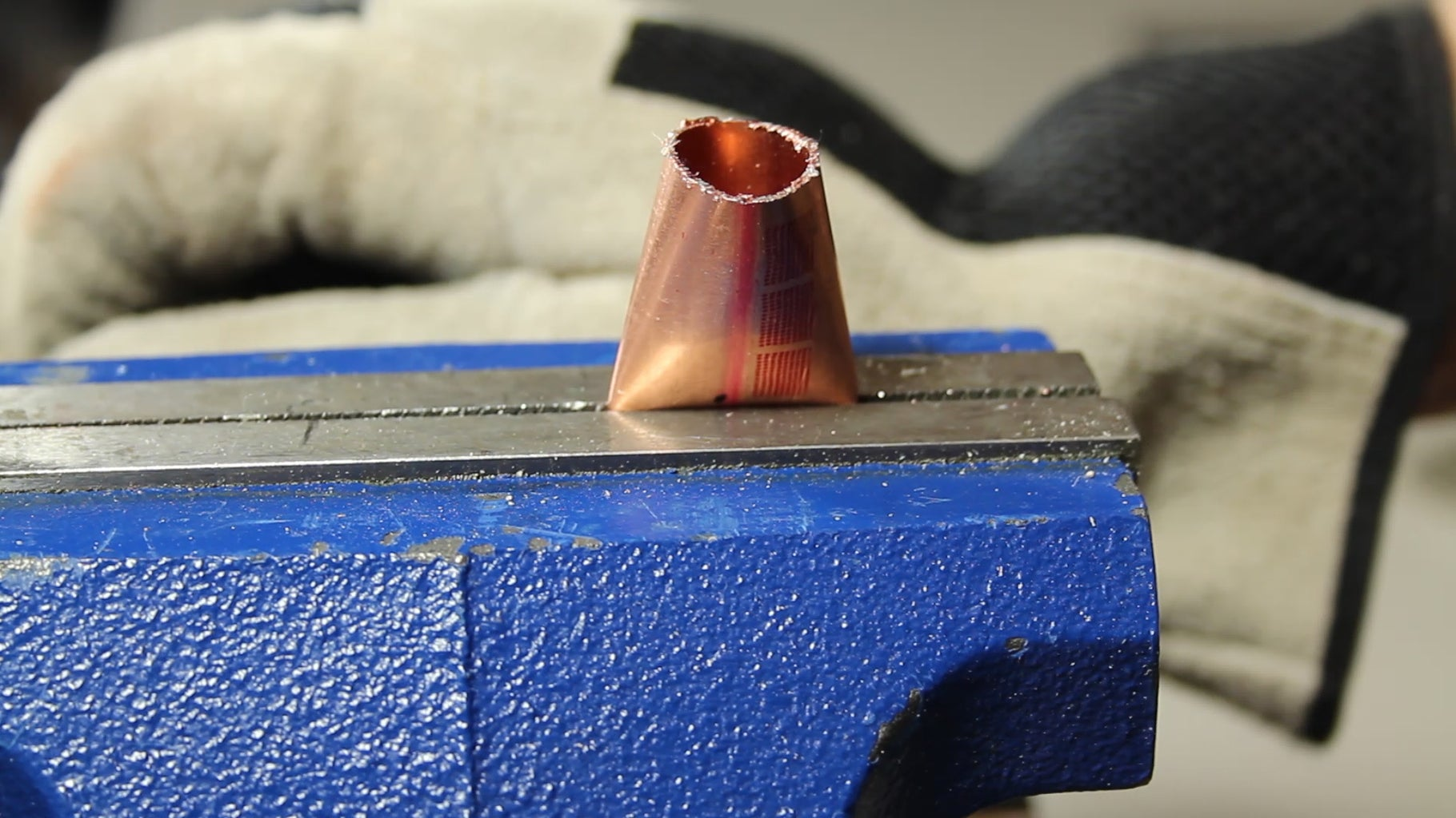 Making and Crimping Copper Lugs