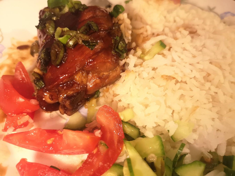 3 Step, 3 Ingredient Chicken Teriyaki