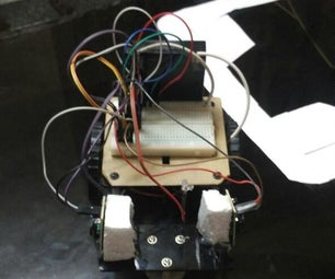 如何在不使用Arduino(微控制器)的情况下制作线路跟随机器人
