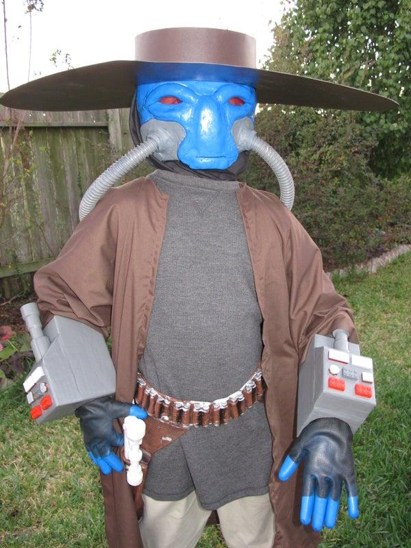 Cad Bane - Star Wars' Bounty Hunter