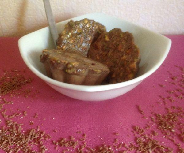 Rich Chocolate Gelato
