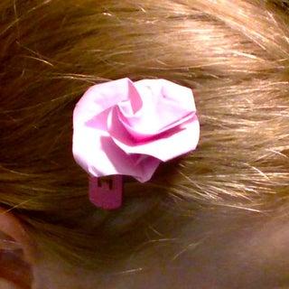 Origami Flower!