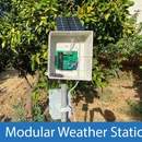 Modular Solar Weather Station