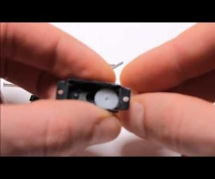 Remove Servo Controller for Endless Turn DIY Project Quick and Easy