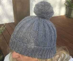Lorelai Gilmore Knitted Hat