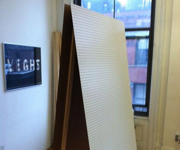 Modular Display Frame