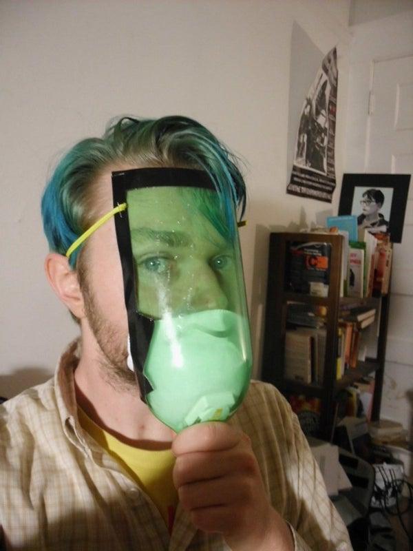 DIY Gas Mask