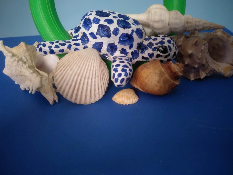 How I Turned a Pebble Into Turtle