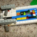 The Mini Lego Pinball Machine