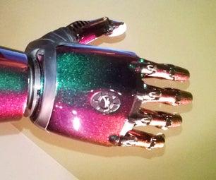 Hacking Prosthetics: Bionic Hand Modifications