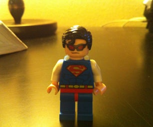 How to Make an Awesome LEGO Super-man