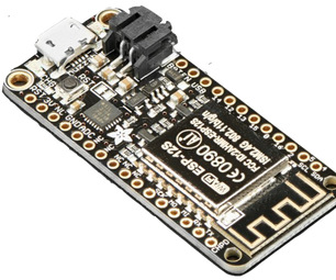 Connect Your Feather HUZZAH ESP8266 to Ubidots