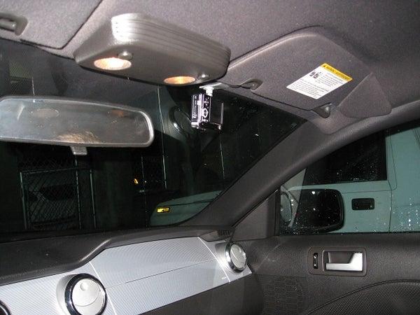 A Simple Dashboard Cam Setup