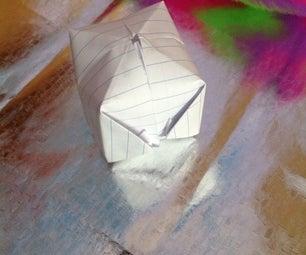 DIY Origami Paper Water Bomb